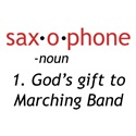Definition of Saxophone