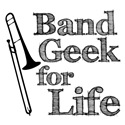 Trombone Band Geek
