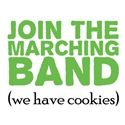 Join the Marching Band