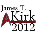James T. Kirk 2012