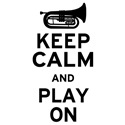 Keep Calm Baritone
