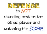 Message for the Defense