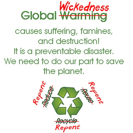 Global Wickedness