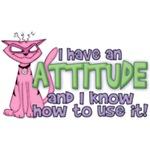 Attitude Cat