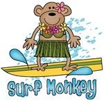 Surf Monkey (girl)