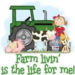 Farm Livin' (Girl)