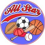 All Star Sports BG