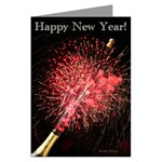 New Year Cards/ Invitations