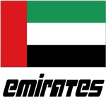 Emirates Flag/Name