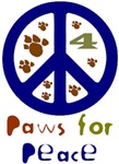 Paws for Peace Navy