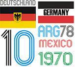 Football World Cup - All Times Retro Stuff & Produ