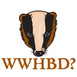 WHAT WOULD HONEY BADGER DO?