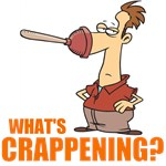 WHAT'S CRAPPENING?