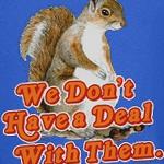 Squirrel Deals T-Shirts
