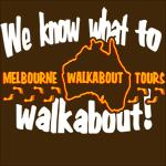 Melbourne Walkabout Tours T-Shirts