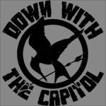 Down With The Capitol Shirt