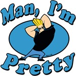Man I'm Pretty Shirt
