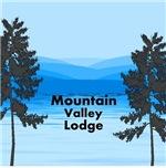 Personalized Mountain Lake