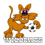 WILDCATS SOCCER TEAM T-SHIRTS AND GIFTS