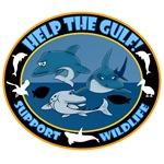 HELP THE GULF SHARKS