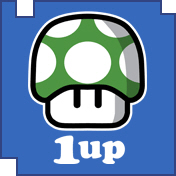 1up Mushroom
