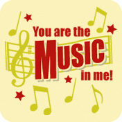 You Are The Music In Me