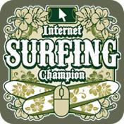 Internet Surfing Champion