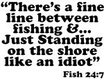 Fishing & Standing