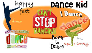 Dance T-shirts & Gifts