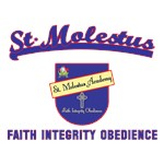 Faith, Integrity, Obedience | St. Molestus Catholic School T-shirts &  Pedophile Gifts for Priests