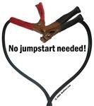 No Jumpstart Needed