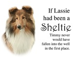 Timmy's Sheltie