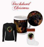 Dachshund Christmas