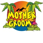 Mother of the Groom Beach T-Shirts