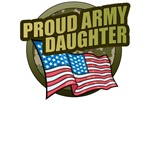 Army Daughter T-Shirts