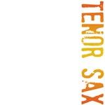 Tenor Sax Stamp