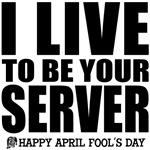April Fools: Server