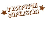 Fastpitch Superstar T-Shirts
