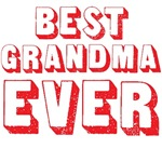 Best Grandma Ever T-Shirts