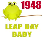 1948 Leap Year Baby T-Shirts
