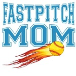 Fastpitch Mom T-Shirts