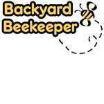 Backyard Beekeper T-Shirts and Gifts