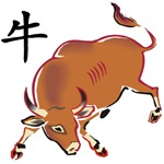 Traditional Ox T-shirts and Gifts