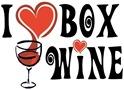 I Heart Box Wine