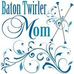 Baton Twirler Mom
