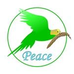 Parakeet Peace