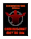 Gun Laws Don't Work