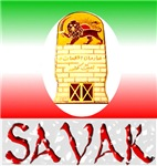 Savak Iran Secret Police
