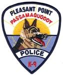 Pleasant Point PD K9