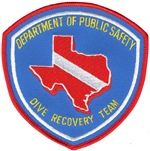 Texas DPS Dive Team